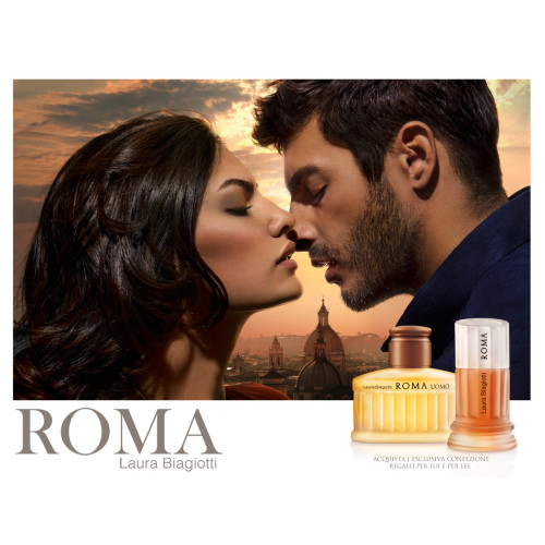 Laura Biagiotti Roma Uomo 125ml eau de toilette spray