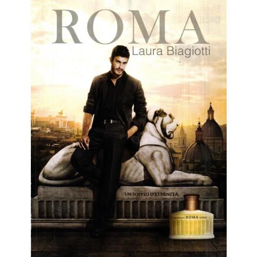 Laura Biagiotti Roma Uomo 40ml eau de toilette spray