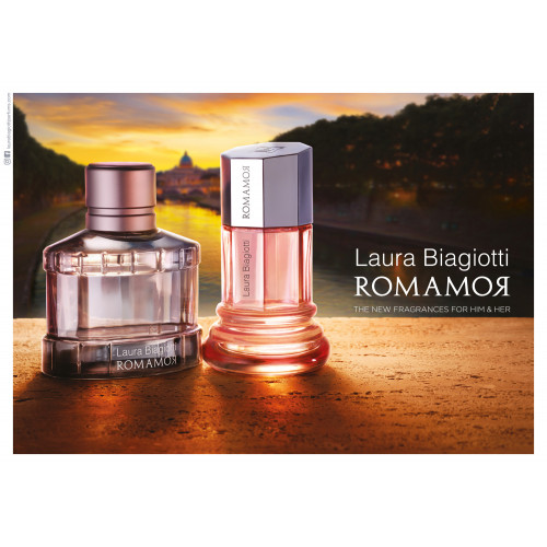 Laura Biagiotti Romamor Uomo 75ml eau de toilette spray