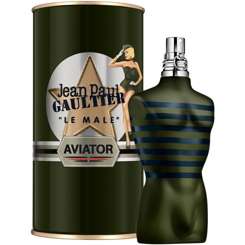 Jean Paul Gaultier Le Male Aviator 125ml eau de toilette spray