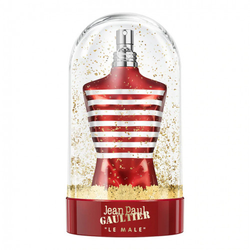 Jean Paul Gaultier Le Male X-mas Edition 2020 125 ml eau de toilette spray (rood)