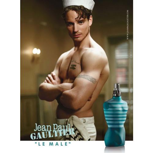 Jean Paul Gaultier Le Male Set 75ml eau de toilette spray + 75ml showergel