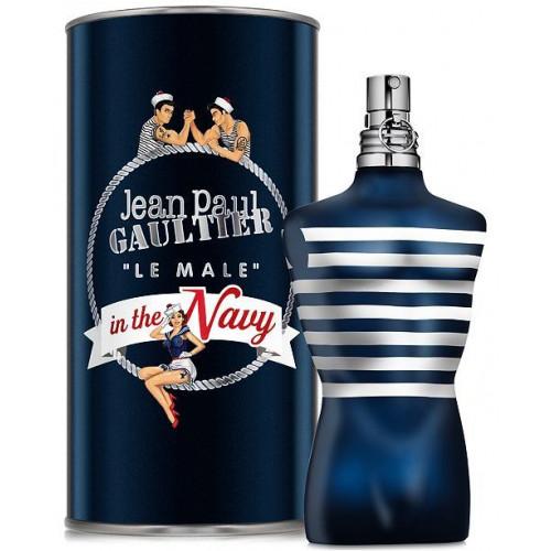 Jean Paul Gaultier Le Male In The Navy 125ml eau de toilette spray