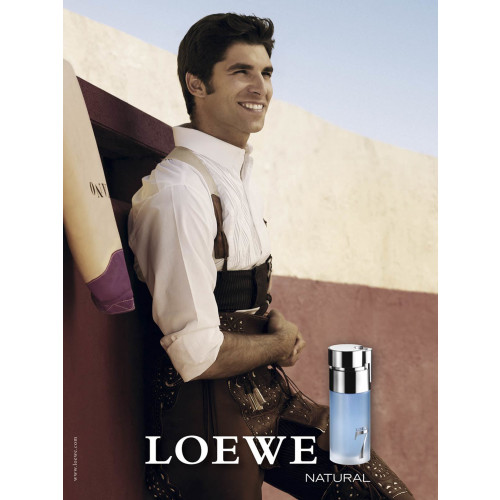 Loewe 7 Natural 100ml Eau De Toilette Spray