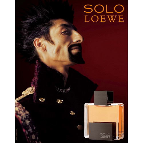 Loewe Solo Set 100ml eau de toilette spray + 75ml Aftershave Balsem + 15ml edt