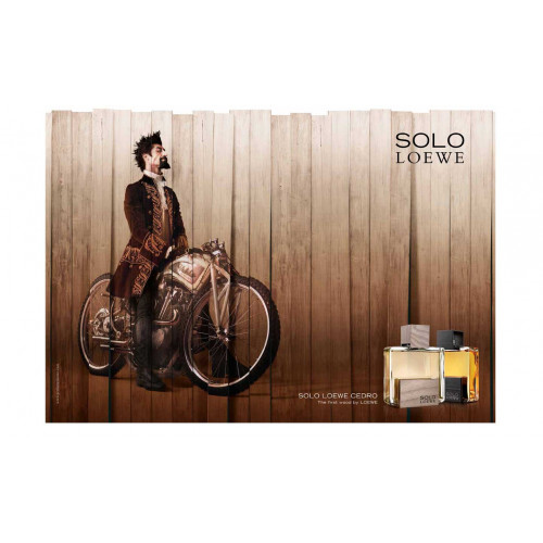 Loewe Solo Cedro 100ml eau de toilette spray
