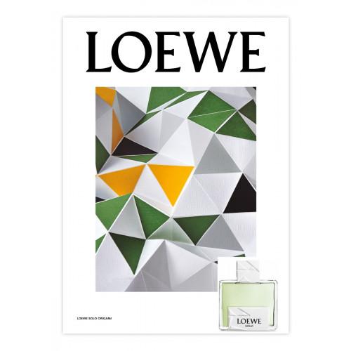 Loewe Solo Origami 100ml eau de toilette spray
