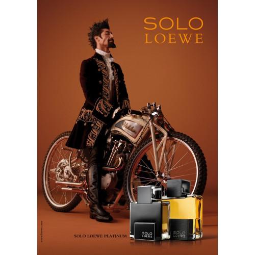 Loewe Solo Platinum 100ml eau de toilette spray