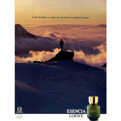 Loewe Esencia pour Homme 200ml Eau De Toilette Spray