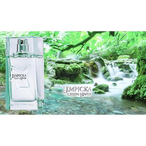 Lolita Lempicka Green Lover 100ml eau de toilette spray
