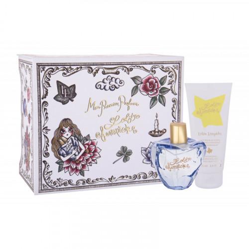 Lolita Lempicka Mon Premier Parfum Set 100ml eau de parfum spray + 100ml Bodylotion