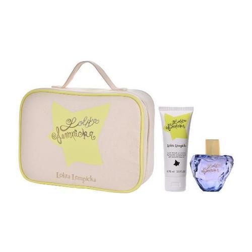 Lolita Lempicka Mon Premier Parfum Set 50ml eau de parfum spray + 75ml Bodylotion