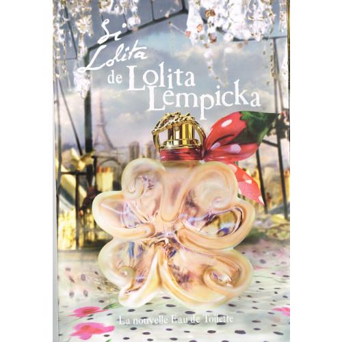 Lolita Lempicka Si Lolita 80ml eau de toilette spray