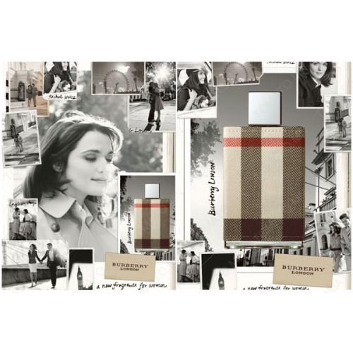 Burberry London Woman 5ml eau de parfum miniatuur