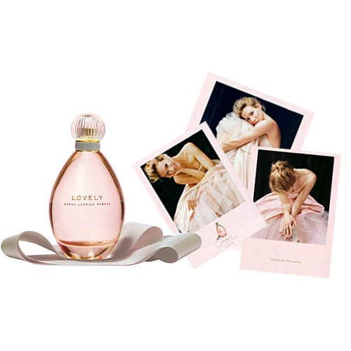 Sarah Jessica Parker Lovely Set 100ml eau de parfum spray + 236ml Bodymist