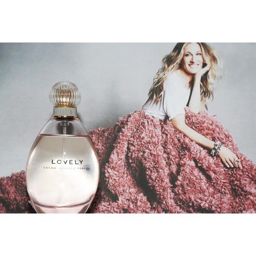 Sarah Jessica Parker Lovely 100ml eau de parfum spray