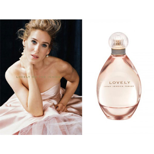 Sarah Jessica Parker Lovely Set 50ml eau de parfum spray + 200ml Bodylotion