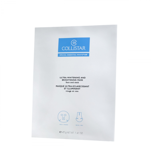 Collistar Ultra Whitening & Brightening Mask 40gr