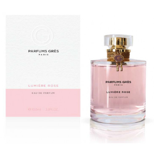 Gres Lumiere Rose 100ml eau de parfum spray