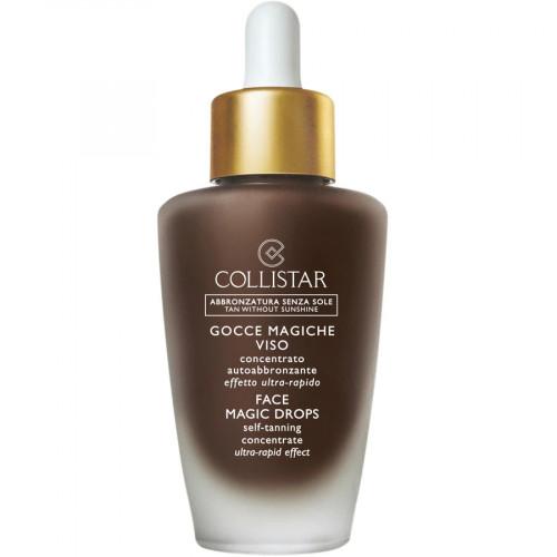 Collistar Magic Drops Self Tan Concentrate 50ml (voor het gezicht)