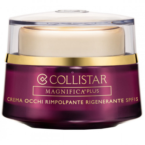 Collistar Magnifica Plus  Replumping Regenerating Eye Cream 15 ml  SPF 15