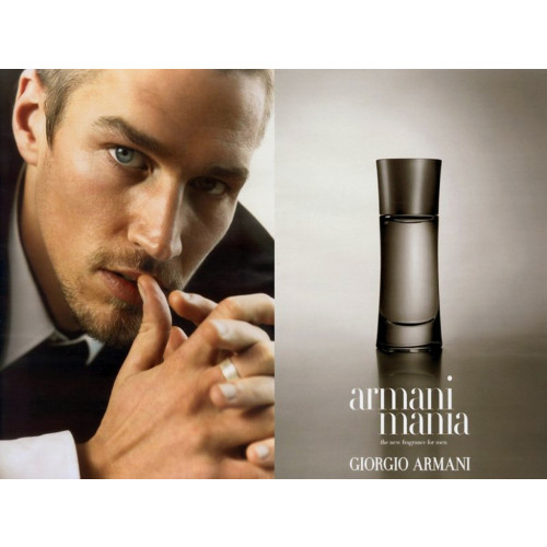 Armani Mania Homme 100ml eau de toilette spray