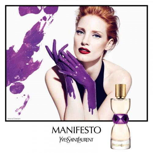 YSL Yves Saint Laurent Manifesto 50ml eau de parfum spray
