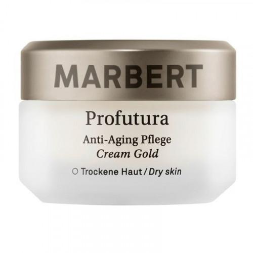 Marbert Profutura Gold Cream 50ml Droge Huid