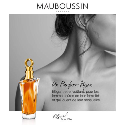 Mauboussin Elixir Pour Elle 100ml eau de parfum spray