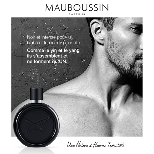 Mauboussin Une Histoire D'Homme Irresistible 90ml eau de parfum spray