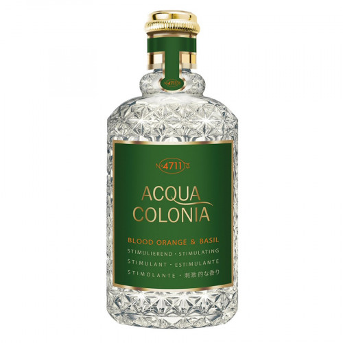 4711 Acqua Colonia Blood Orange & Basil 170ml Eau de Cologne Splash & Spray