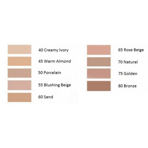 Max Factor Colour Adapt Foundation 40 creamy ivory