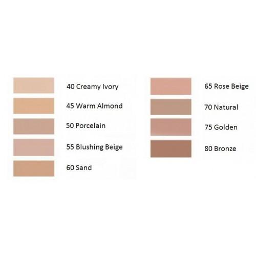 Max Factor Colour Adapt Foundation 45 Warm Almond