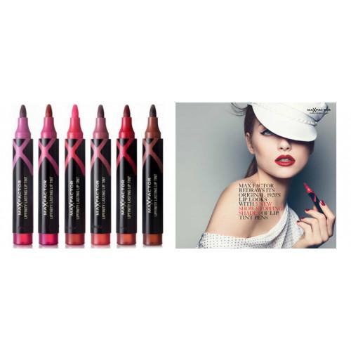 Max Factor Lipfinity Lasting Lip Tint - 01 Pink Petal