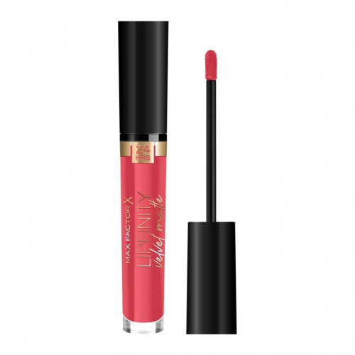 Max Factor Lipfinity Velvet Matte 025 Red Luxury