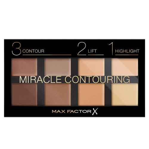Max Factor Miracle Contouring 10 universal refillable Palette