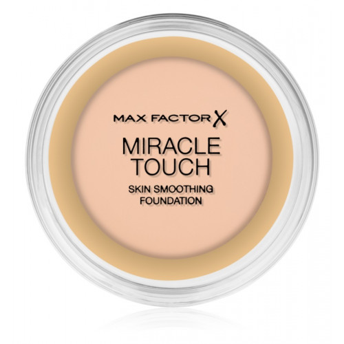 Max Factor Miracle Touch Skin Smoothing Foundation 40 Creamy Ivory