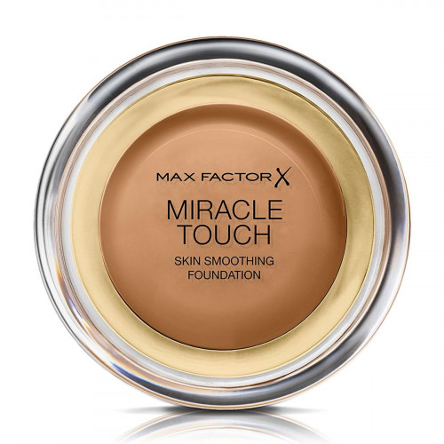 Max Factor Miracle Touch Skin Smooting Foundation 85 Caramel