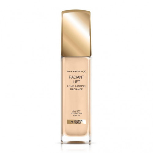 Max Factor Radiant Lift Long Lasting Radiance Foundation 75 Golden Honey spf 30