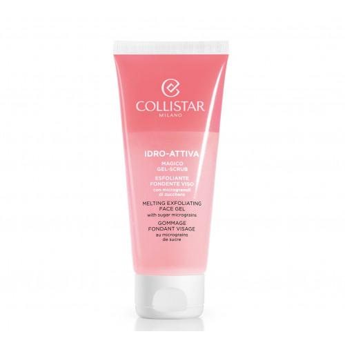 Collistar Idro Attiva Melting Exfoliating Face Gel 100ml Peeling gel