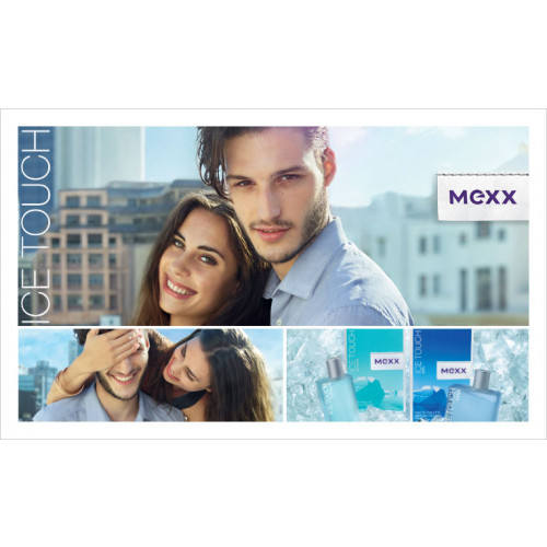 Mexx Ice Touch Man 50ml eau de toilette spray
