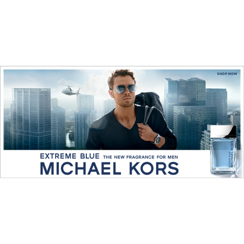 Michael Kors Extreme Blue 120ml eau de toilette spray