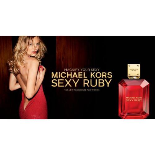 Michael Kors Sexy Ruby 100ml eau de parfum spray