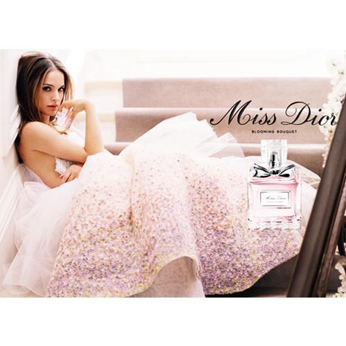 Christian Dior Miss Dior Blooming Bouquet 100ml eau de toilette spray + 10ml edt
