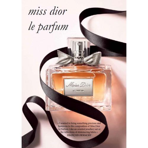 Christian Dior Miss Dior Le Parfum 75ml  Eau de Parfum Spray