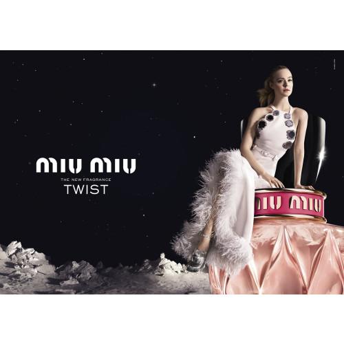 Miu Miu Twist 100ml eau de parfum spray