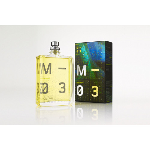 Escentric Molecules Molecule 03 100ml eau de toilette spray