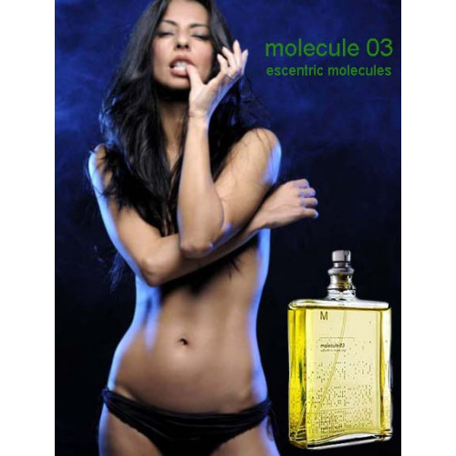 Escentric Molecules Molecule 03 100ml eau de parfum spray