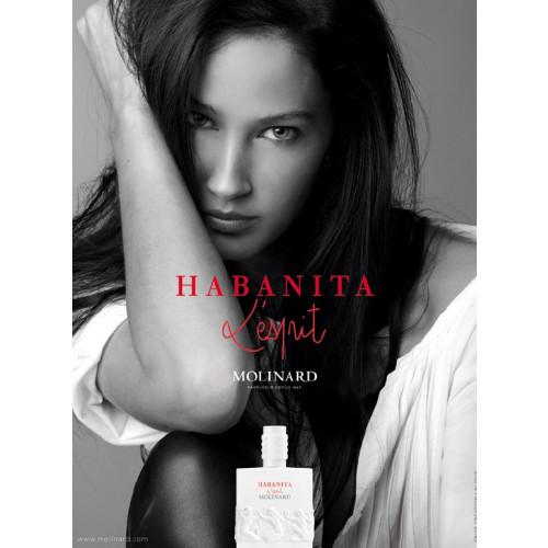 Molinard Habanita L'Esprit 75ml eau de parfum spray