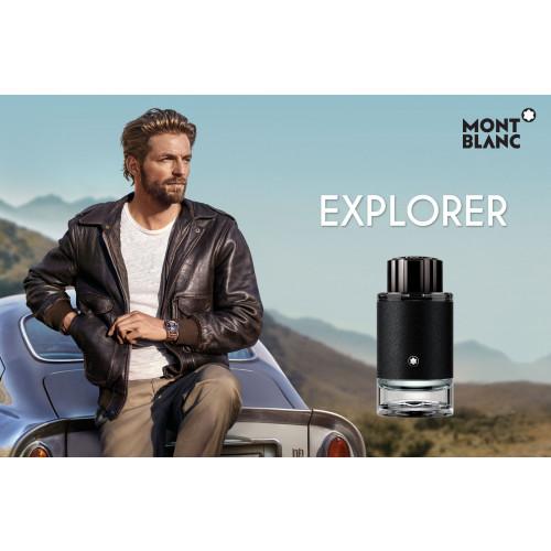 Mont Blanc Explorer 100ml eau de parfum spray